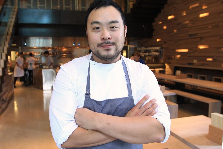David Chang Chef